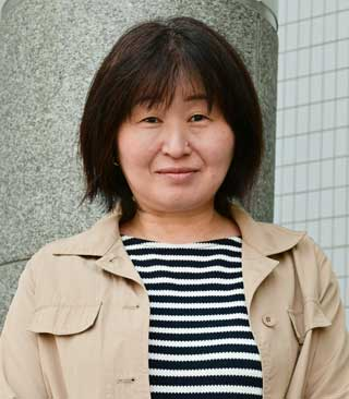 岡本 佳子(おかもと けいこ)